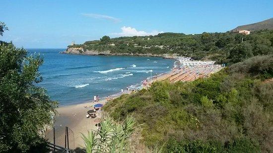 Villaggio Residence Macinelle: Spiaggia Hotel Macinelle