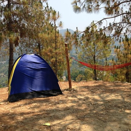 Mukteshwar, India: RELAX AND MASTI