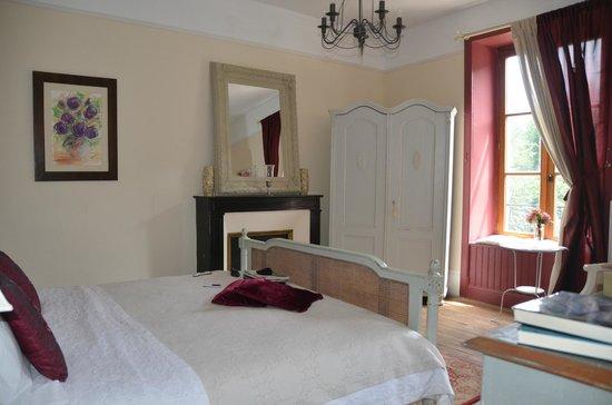 Moulin des Farges: Our room
