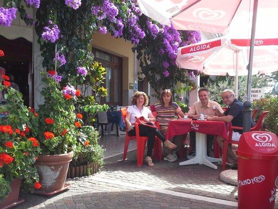 Hotel Ristorante Saturnia : ottimo per un caffè in compagnia! !!!