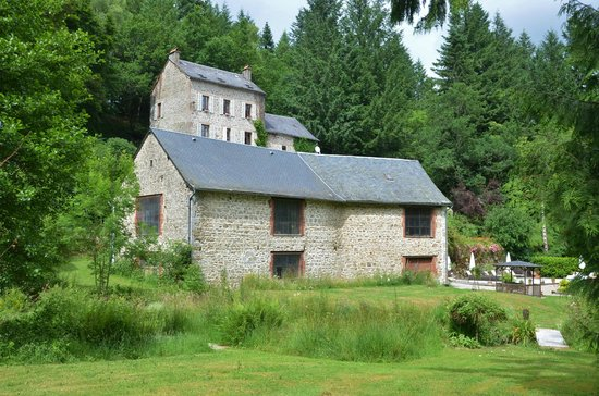 Moulin des Farges: Gite and Mill