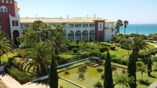 Hotel Fuerte Conil - Costa Luz : Vista desde la habitación