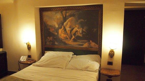 Hotel San Francesco al Monte: chambre