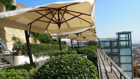 Hotel San Francesco al Monte: terrasse
