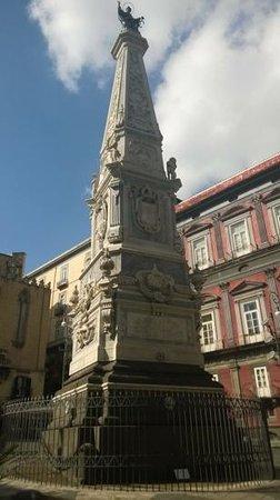 Spaccanapoli: main square