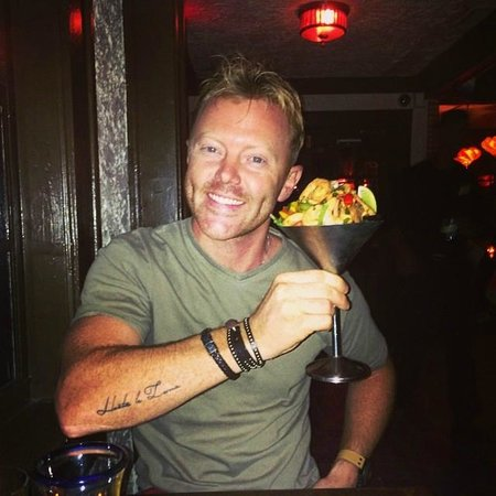 Ceviche Tapas Bar & Restaurant : House Ceviche Appetizer