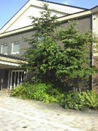 Chisun Inn Karuizawa: 玄関