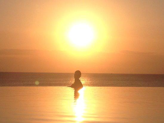 Hideaway of Nungwi Resort & Spa: Por do sol