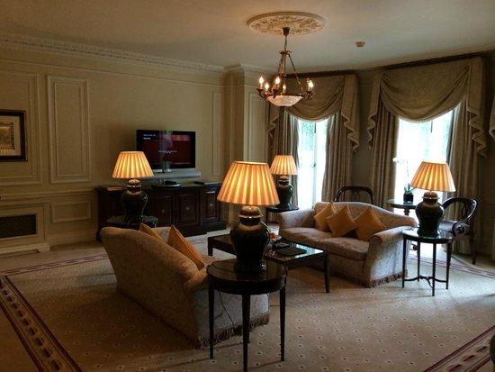 Mandarin Oriental Hyde Park, London: Room 123