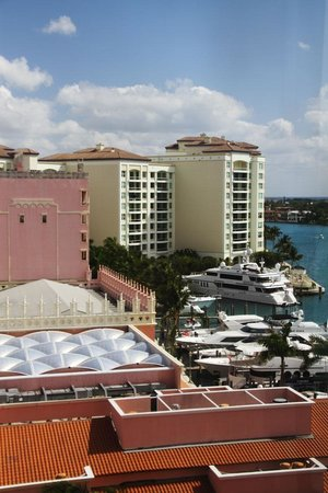 Boca Raton Resort, A Waldorf Astoria Resort: View from tower room