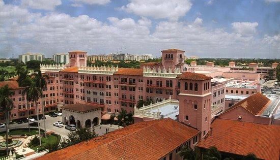 Boca Raton Resort, A Waldorf Astoria Resort: View from tower room 2