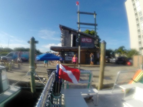 South Florida Diving Headquarters: The HQ