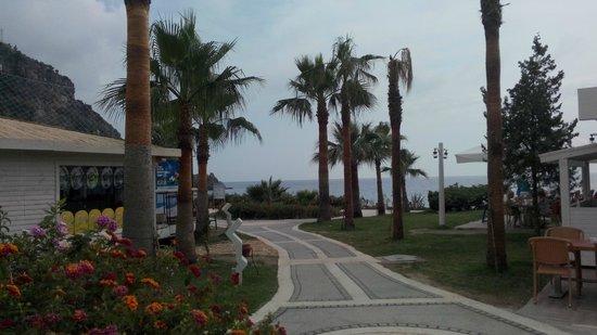 SENTIDO Lykia Resort & Spa: otel