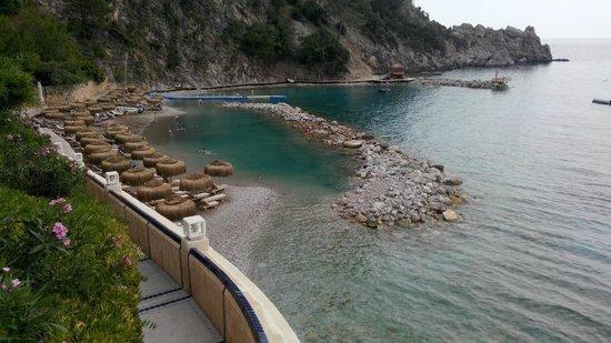 SENTIDO Lykia Resort & Spa: plaj