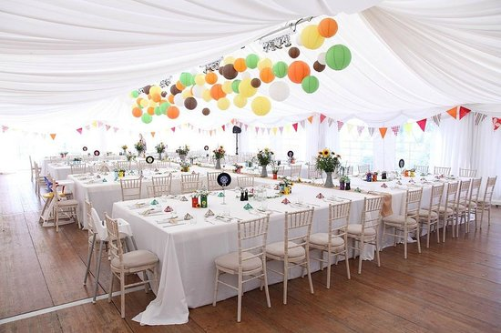 Frasers : The Wedding Marquee