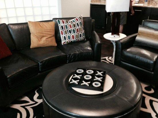 Hyatt House Falls Church: Living Room
