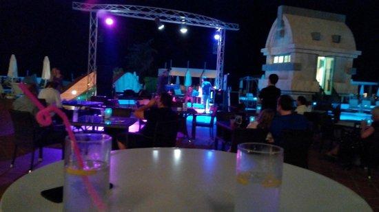 SENTIDO Lykia Resort & Spa: konser