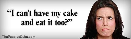 Puccini's: You can have your cake, but NO you can't eat it too!