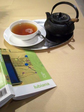 Slascicarna Zvezda: un ottimo tè