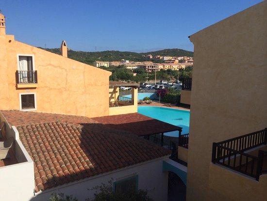 Hotel La Funtana: La meravigliosa piscina