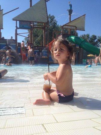 Centro Vacanze Pra delle Torri: piscina bimbi