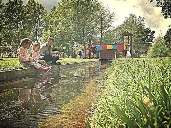 Centro Vacanze Pra delle Torri: parco giochi