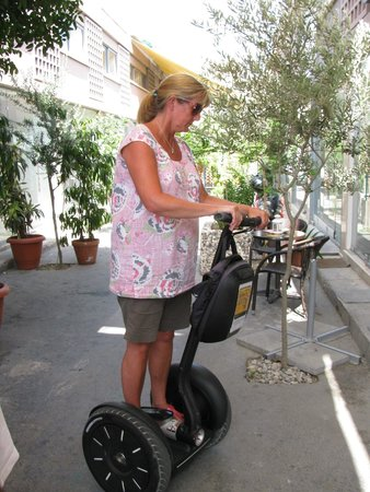 Segway Station Tour Experience: Easy to Park