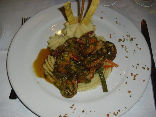Grand Palladium Bavaro Suites Resort & Spa: Mare nostrum restaurant