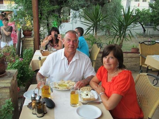 Calypso Restaurant : Starter at the Calypso
