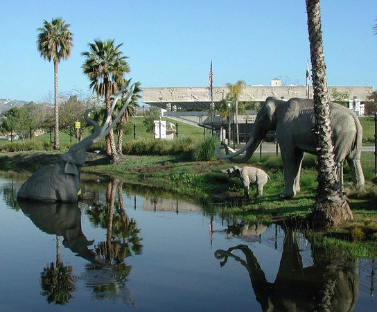 Photo of Museum Page Museum at the La Brea Tar Pits at 5801 Wilshire Blvd, Los Angeles, CA 90036, United States