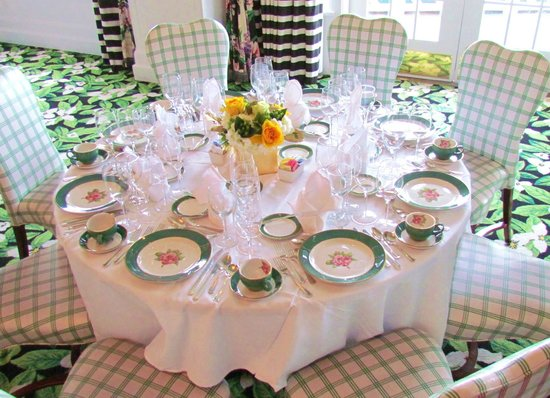 The Grand Hotel Luncheon Buffet: Your Table Awaits YOU!