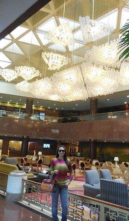 Capital Hotel Beijing: Lobby del hotel