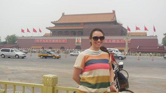 Capital Hotel Beijing: ciudad perdida
