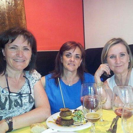 Restaurante La Tragantua: Un bonito encuentro coronado en este rincón delicioso de Madrid.