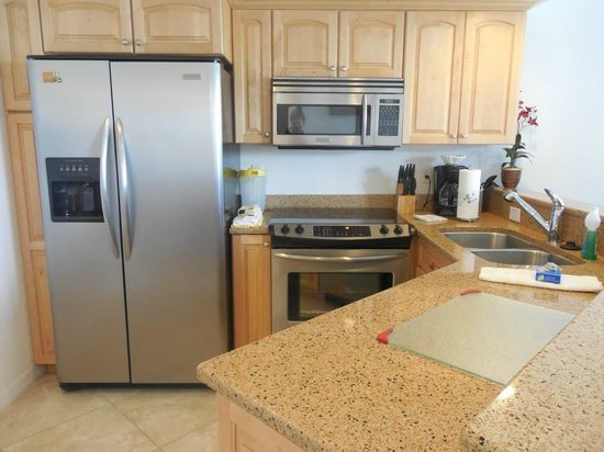 Dockside Condos: Awesome, updated kitchens in every condo