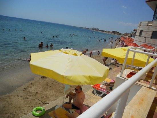 Salamis Bay Conti: Sea