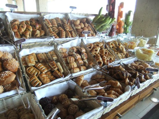 Hotel Grande Bretagne, A Luxury Collection Hotel: Breakfast Breads