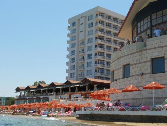 Salamis Bay Conti: Hotel