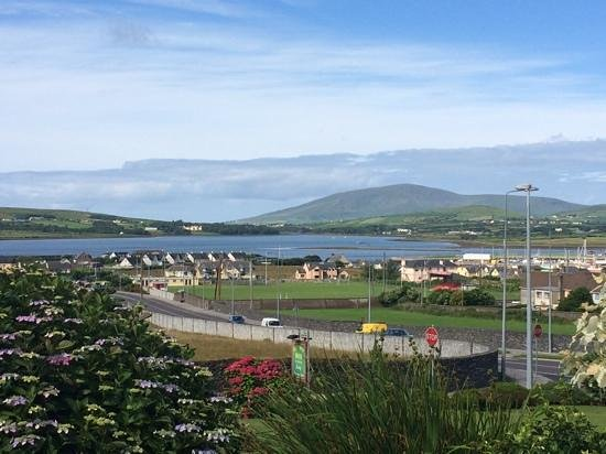 Greenmount House: the view over Dingle Bay