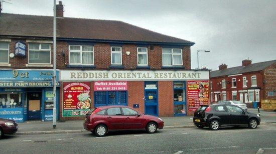 Reddish Oriental