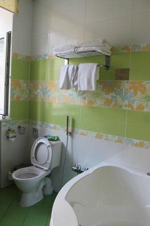 M-Hotel: чистые и свежие полотенца