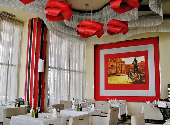 Hotel Riu Palace Mexico: La Doce Vita Italian restaurant