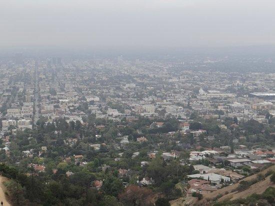 Observatoire Griffith : Cidade LA