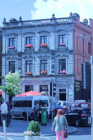 Kilkenny Hibernian Hotel: hibernian hotel exterior