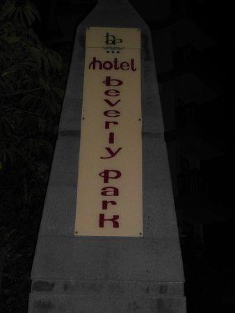 Beverly Park Hotel: Logo