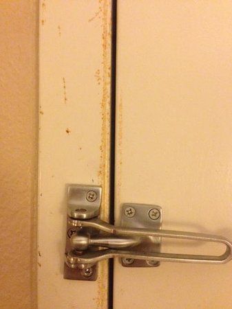 Country Inn & Suites by Radisson, Metairie (New Orleans), LA: Door knob