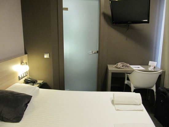 Hotel Laumon: camera