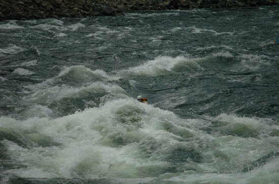 Interior Whitewater Expeditions - Day Tours: River rafting