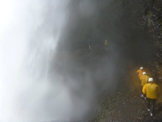 Interior Whitewater Expeditions - Day Tours: Moul Falls