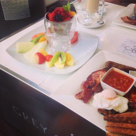 Sisu Boutique Hotel & Spa: Amazing food